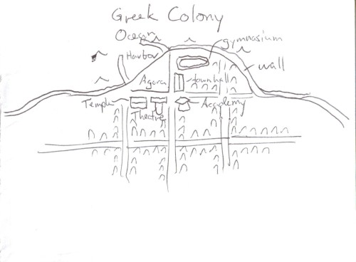 Greek Colony